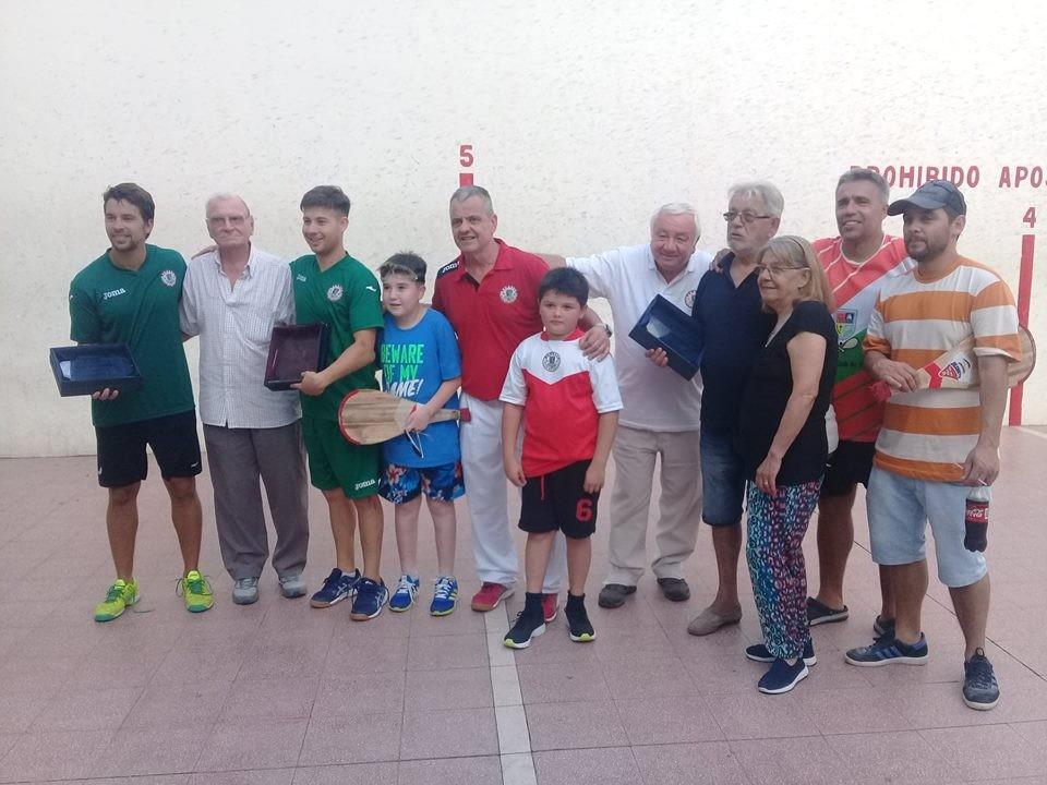 """Andreasen y Berón ganaron la """"Copa Ciudad de Ramallo"""""""
