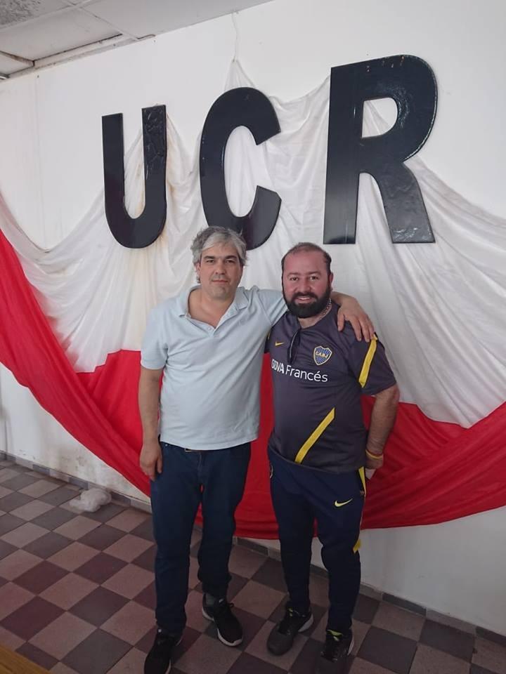 Asumen las autoridades de la UCR Villa Ramallo