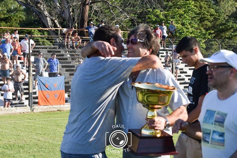 De la mano de Varas Regatas se consagró campeón del torneo Clausura