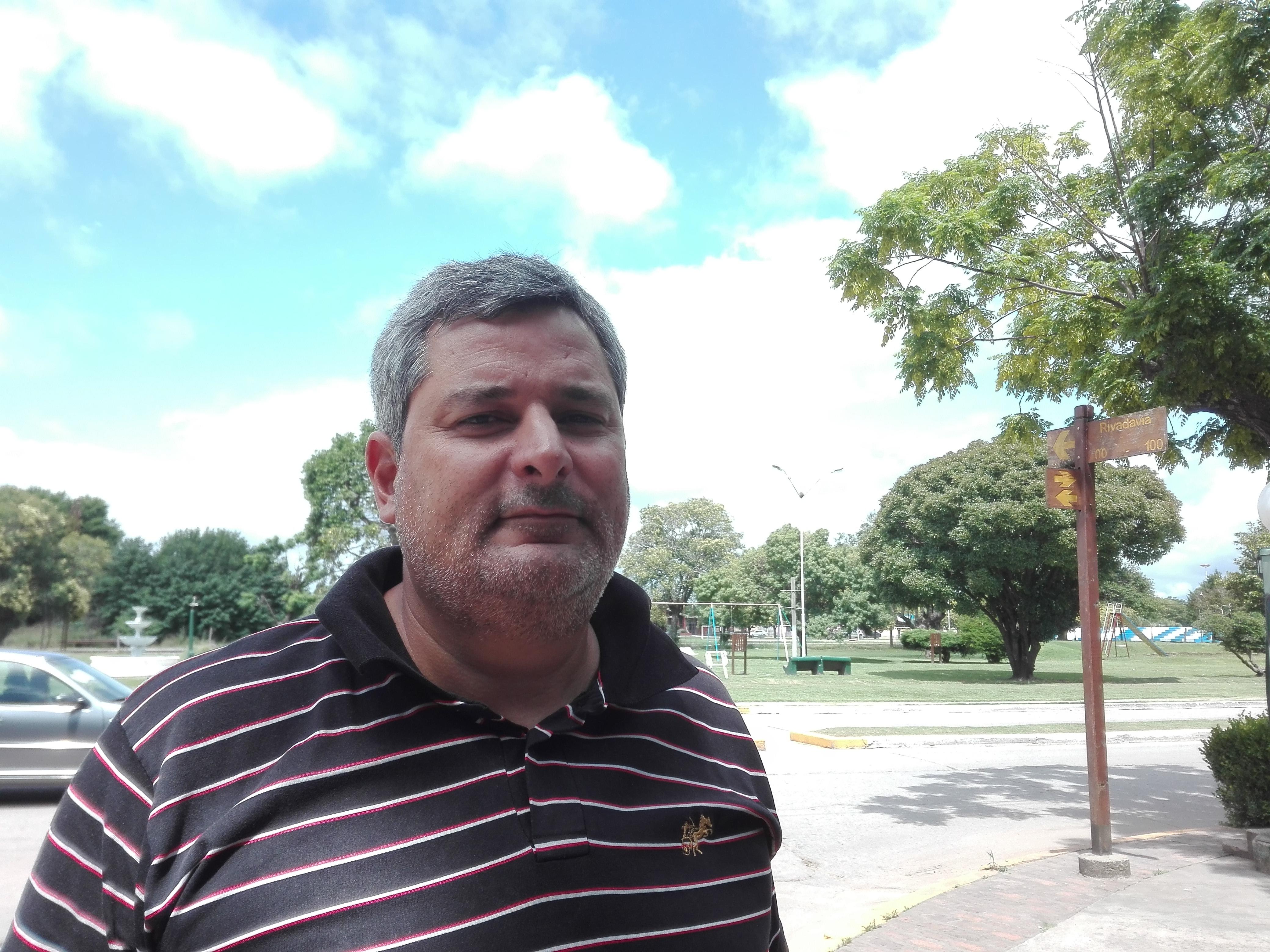 Costoya 'Todos los concejales trabajamos por el bienestar del vecino, ojalá  esta situación económica se pueda solucionar '