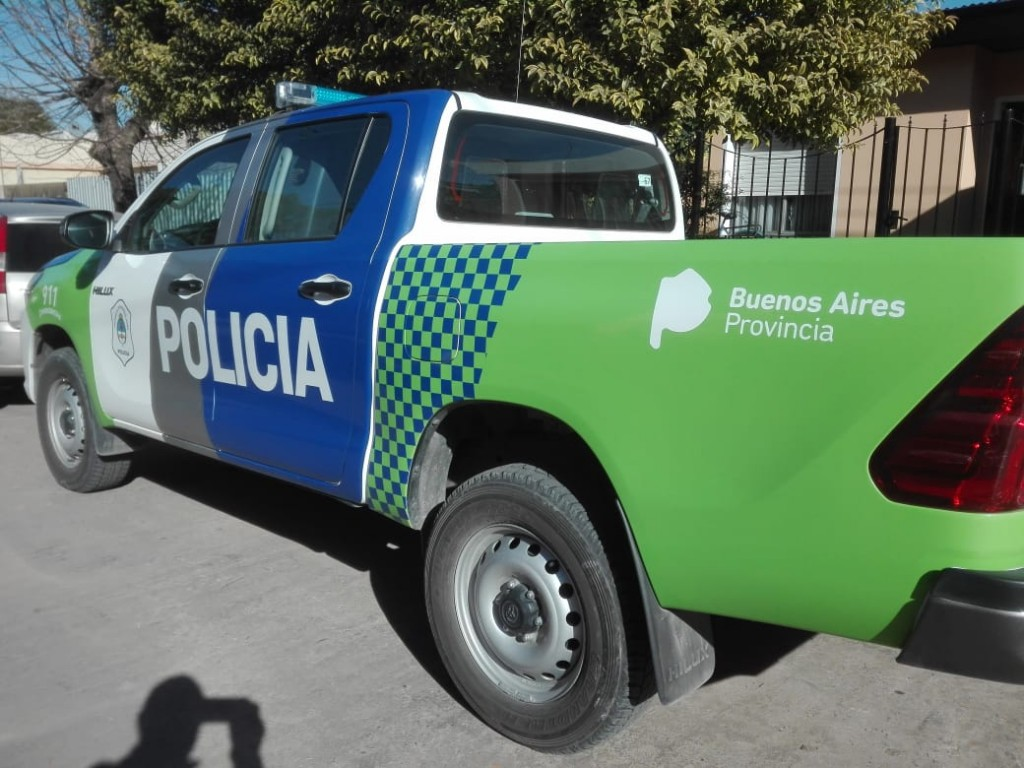 Robos, detenciones y un accidente