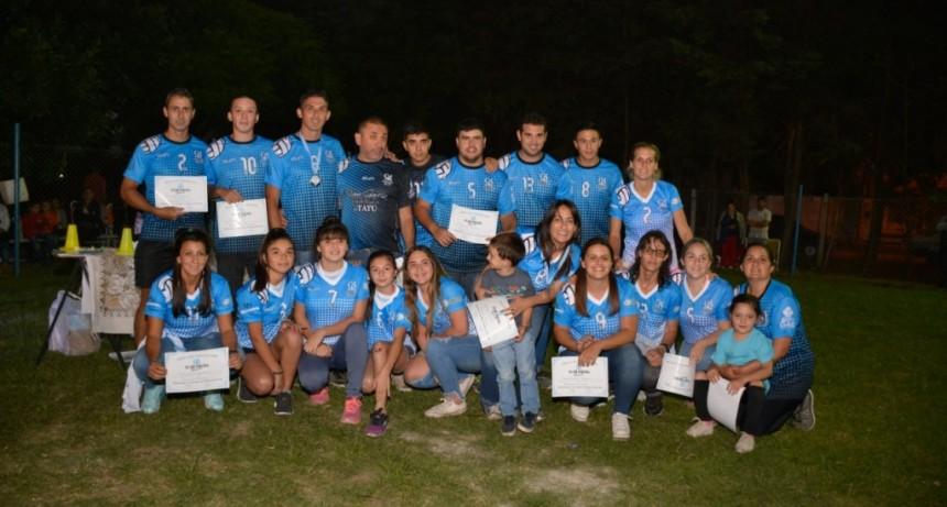 """La """"Fiesta Celeste del Club Social"""" mostró el crecimiento deportivo del club"""