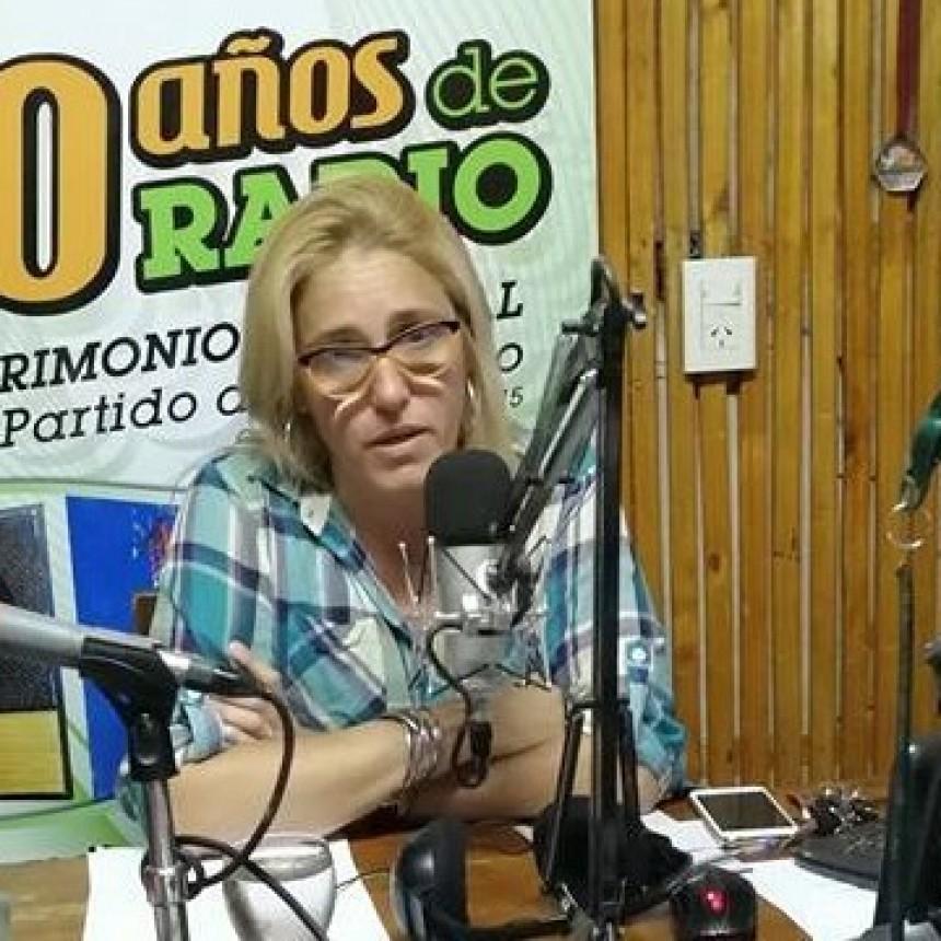 Aroza: 'Hoy la mujer se anima a denunciar'