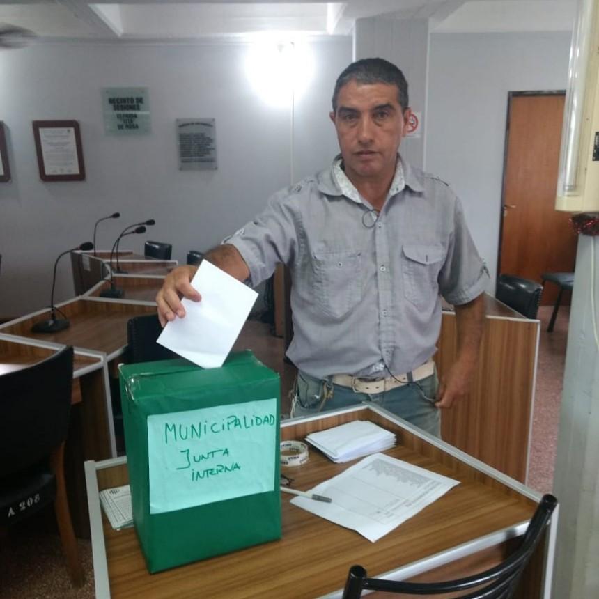 Lescano 'Histórica elección de delegados'