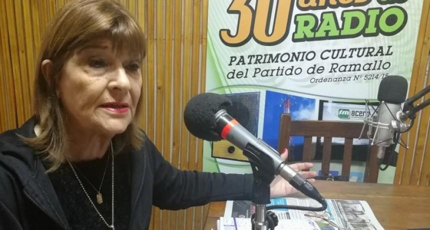 Concejal Di Bacco 'El jardín maternal se va a construir en la esquina de Speziale y Lavalle'