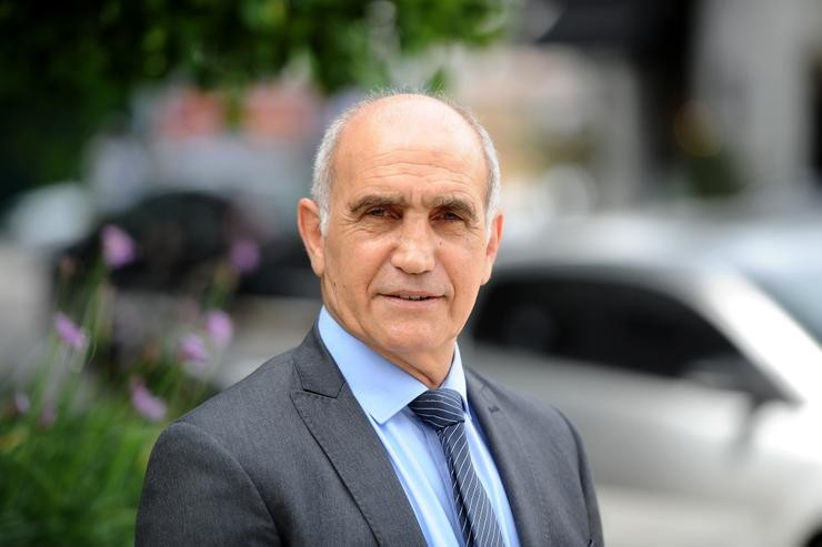 Salvador 'Quiero saludar a todos los vecinos de Ramallo y desearles que tengan un 2019 muy positivo'