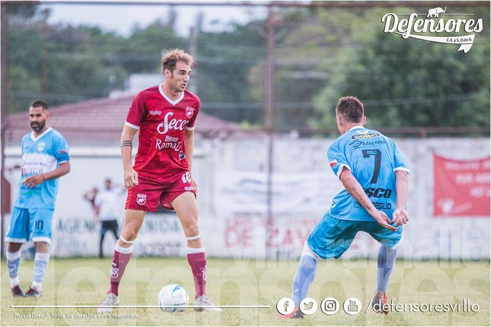 Defensores recibe a Juventud Unida de Gualeguaychu en su último partido del 2019