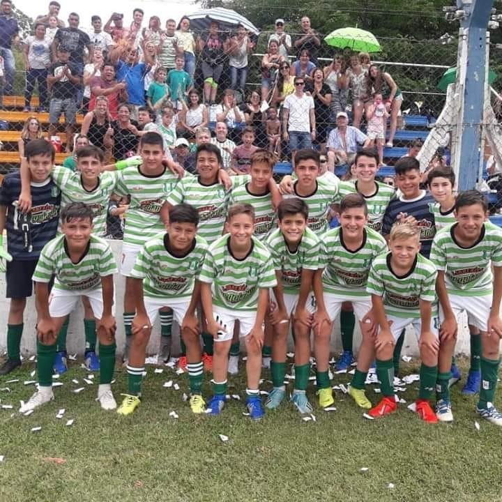 Los Andes campeón en octava y subcampeón en séptima