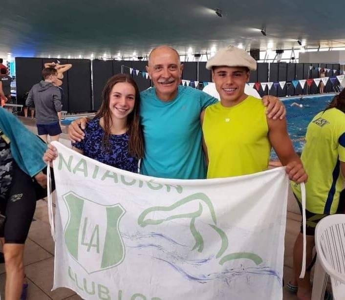 Catalina Oviedo y Francisco Butti convocados a la Selección Juvenil Argentina