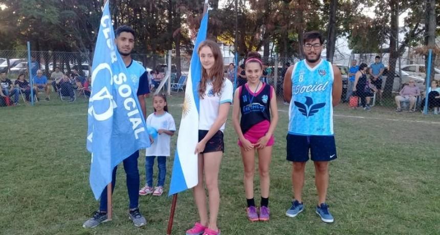 "Emotiva y multitudinaria Fiesta del Deporte ""Celeste"""