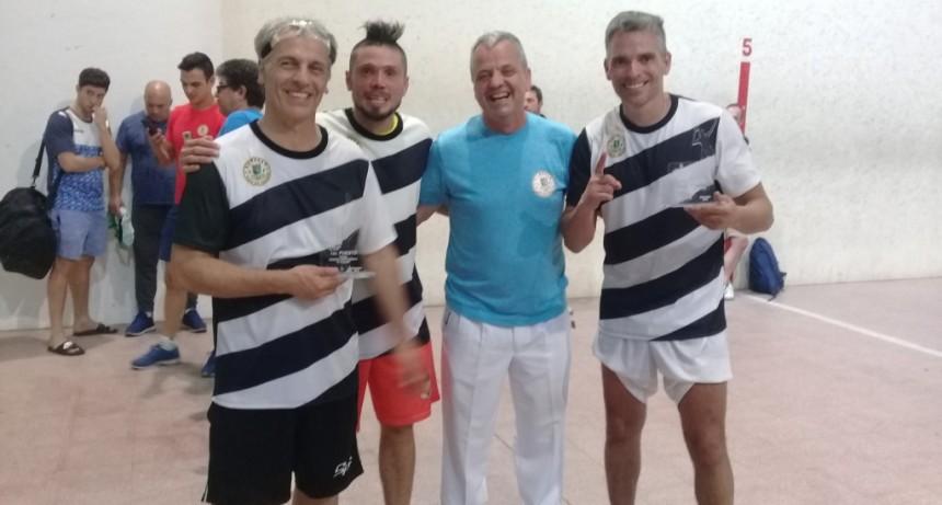 Jorge Villegas,  Ross y Cid ganaron la Copa Ramallo