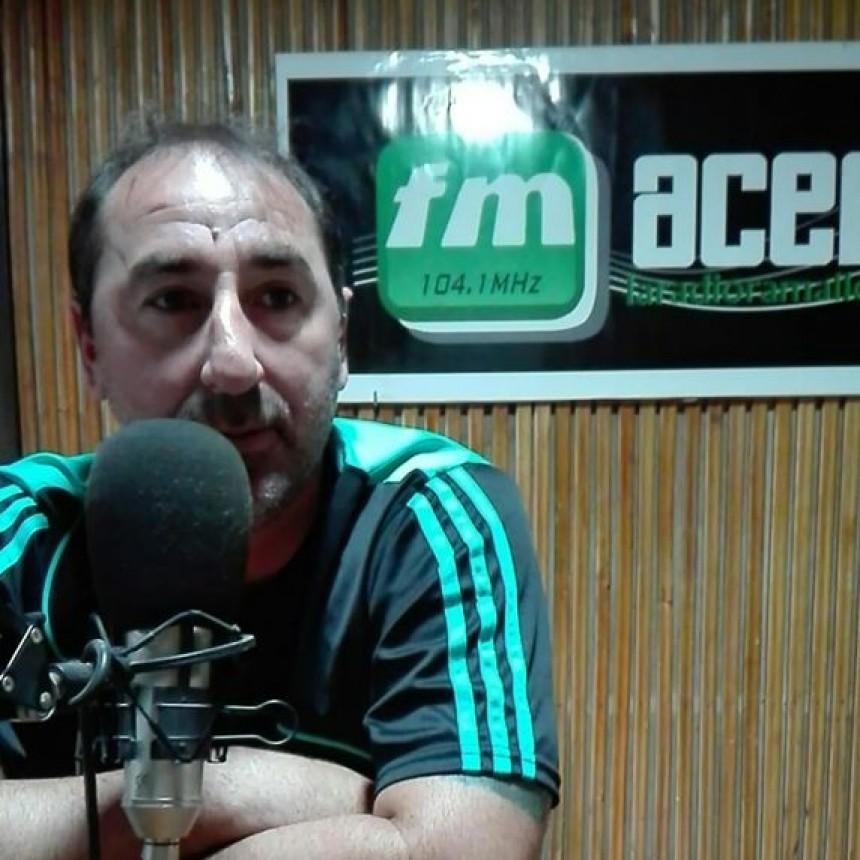 """Marcelo Verón  """"No hay nada para reprocharse, dejamos todo en la gestión que realizamos en deportes"""""""
