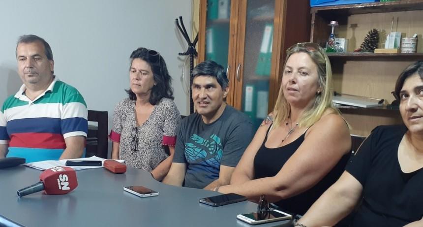 """Adrián Lescano- ATE    """"Hay que generar las garantías laborales para los compañeros y evitar vulnerabilidad para los trabajadores"""""""