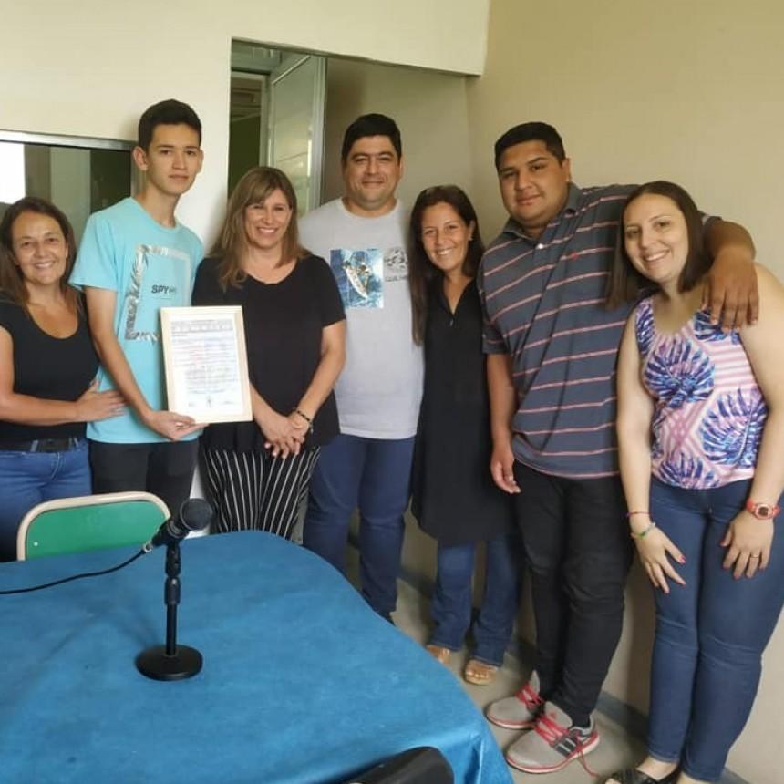 Declaran de interés Municipal la Radio Escolar Digital de la escuela secundaria 5 de Villa General Savio