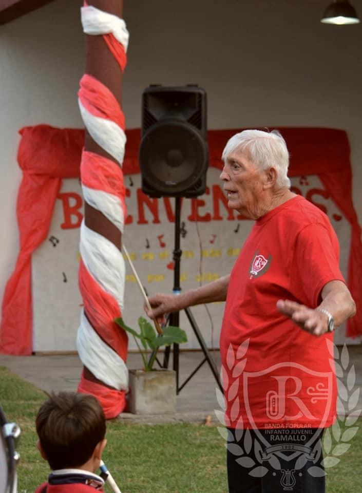 Músicos ramallenses organizan el homenaje al MAESTRO Di Pascua