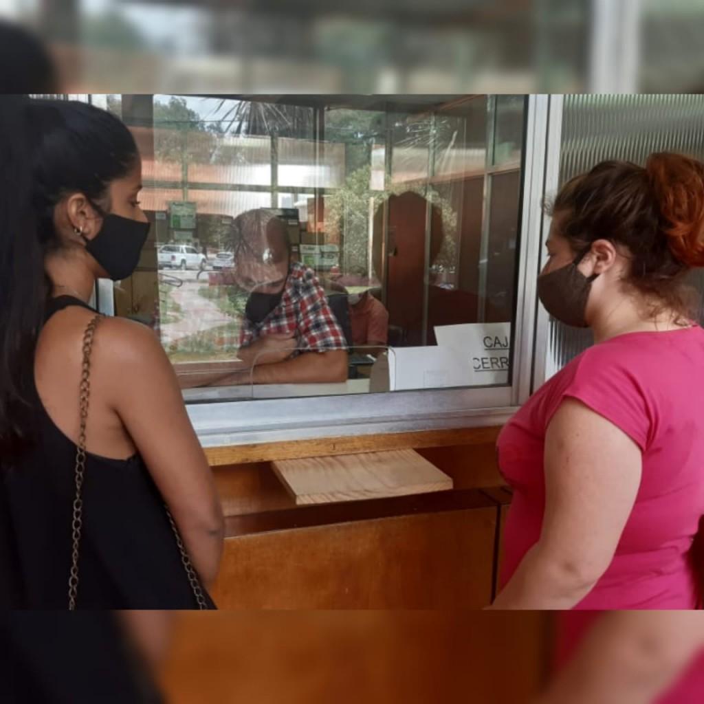 Jóvenes del Movimiento Evita y de la JP piden mayor complejidad para el Hospital Gomendio