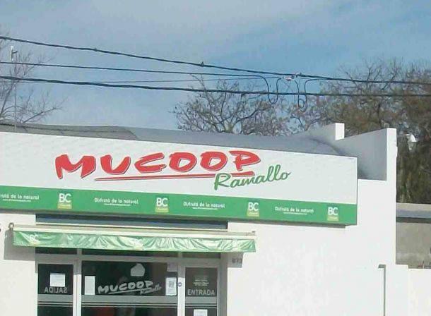 Robo a Mucoop en Villa Ramallo