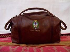 Un bolso hecho por manos ramallenses