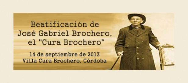 Beatificación del Cura Brochero