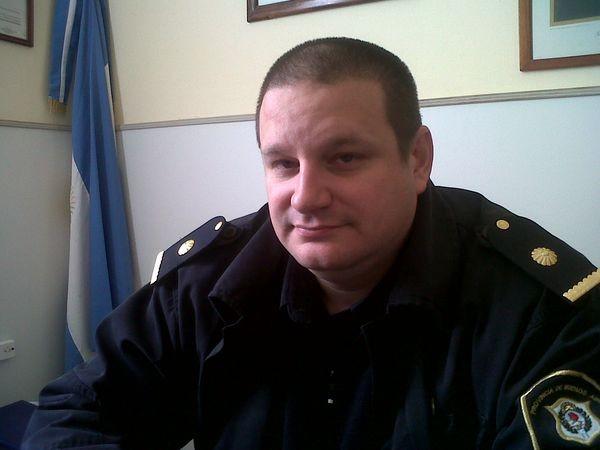 Informe policial Ramallo