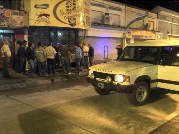 Inseguridad : Violento robo en Villa Ramallo